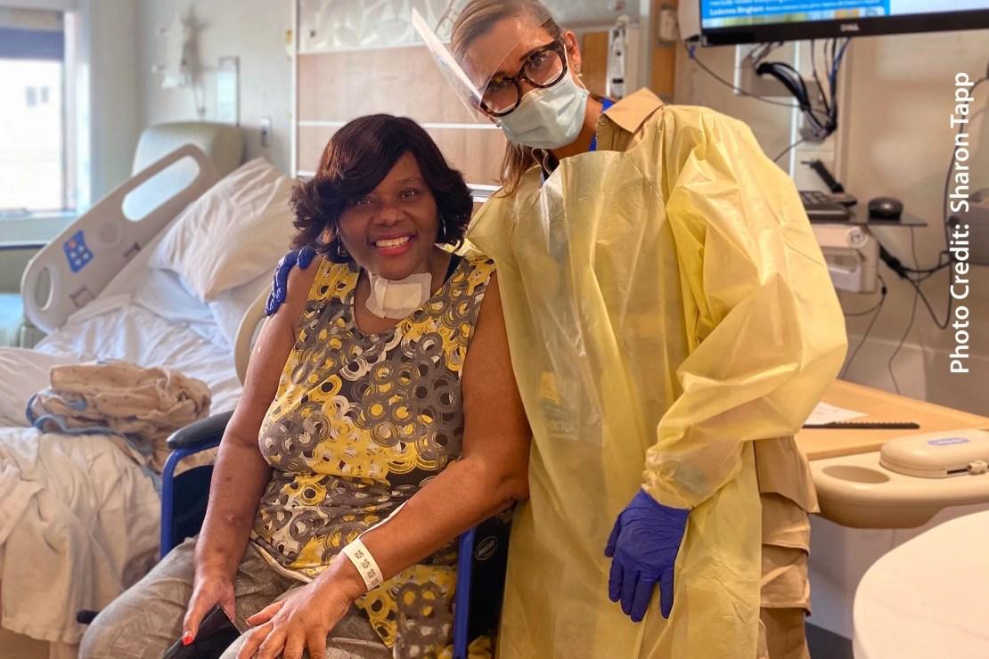 coronavirus nurse
