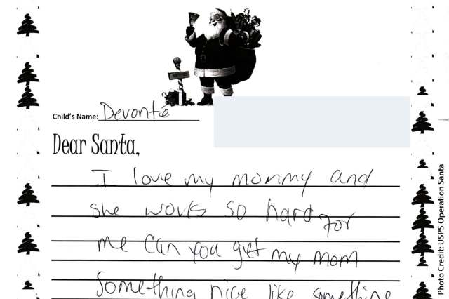 COVID Leads to Heartbreaking Letters to Santa