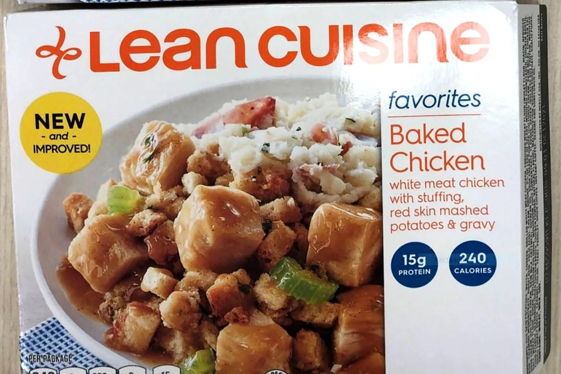 photo of lean cuisine