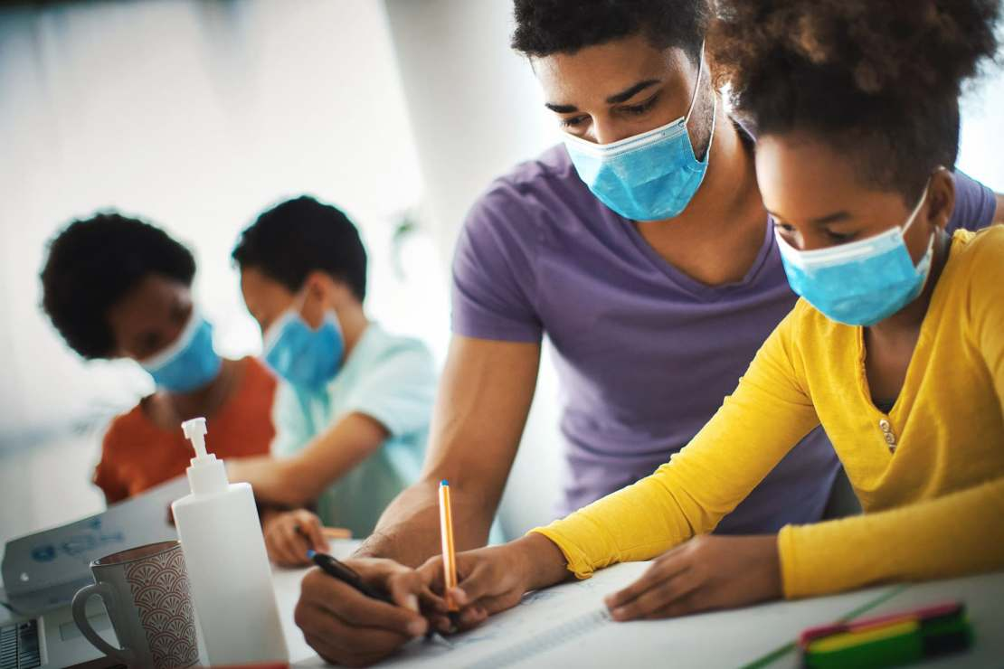 home schooling during covid 19 pandemic
