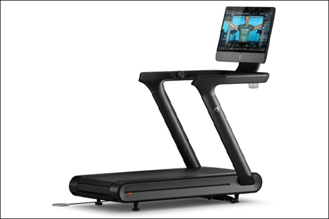 photo of peloton treadmill