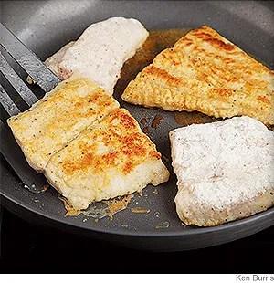 Sauteed Fish Fillets