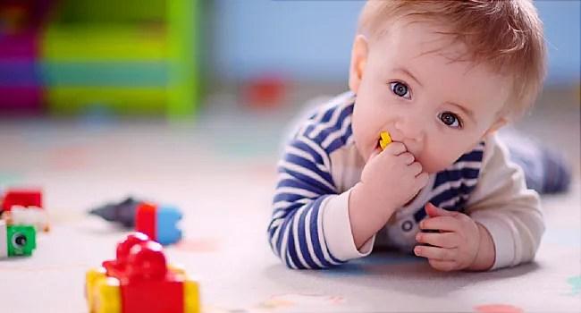 baby development your 8