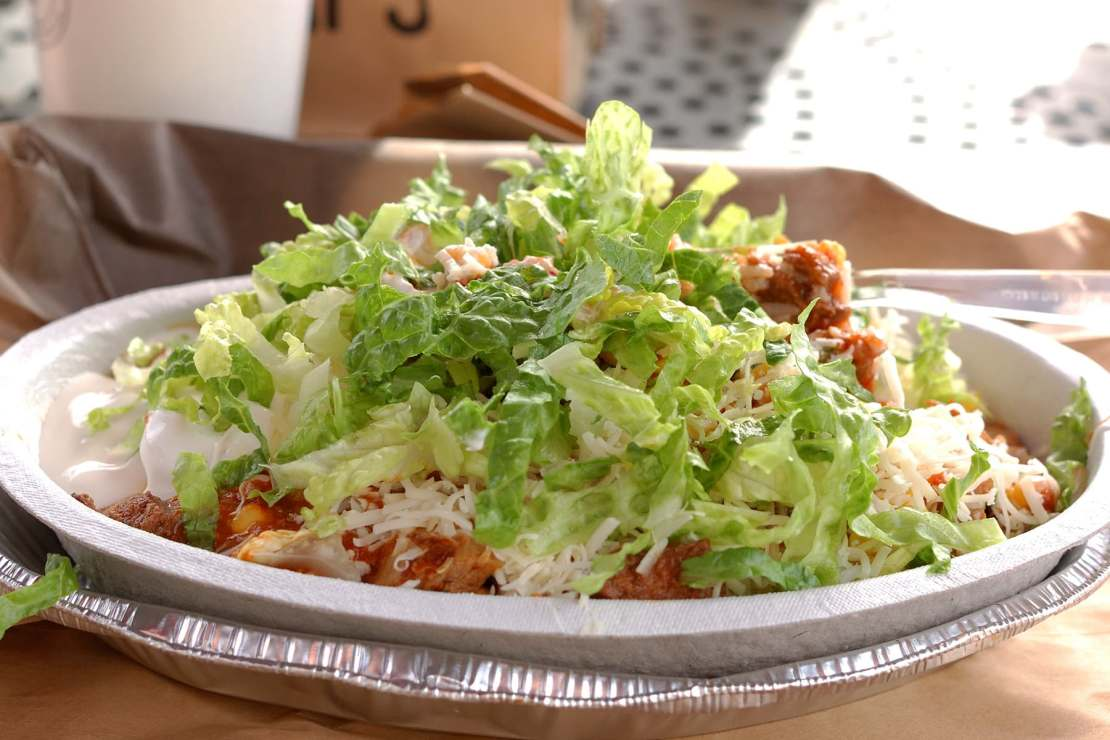 photo of mexican bowl
