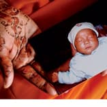Hearst Maireclaire Photo of India Baby