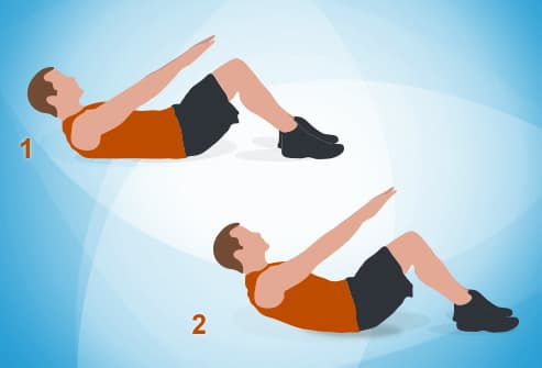 ab cruncher chair red cushions the 7-minute workout in pictures