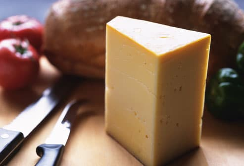 Bacteria Fighting Cheese