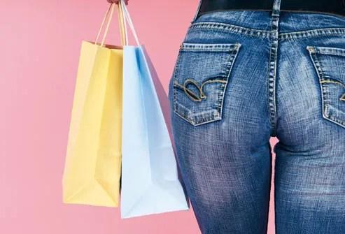 Butt Enhancing Jeans