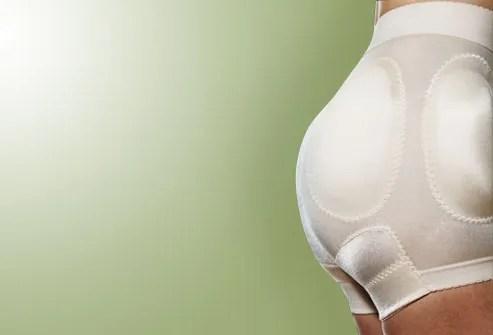 Woman's Padded Undergarment