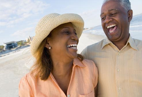 Image result for picture of an aging black couple