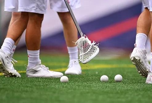 lacrosse shoes