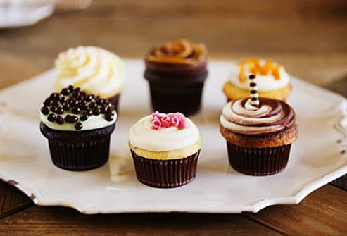 Slideshow Secrets To Making Yummy Healthy Sweets And