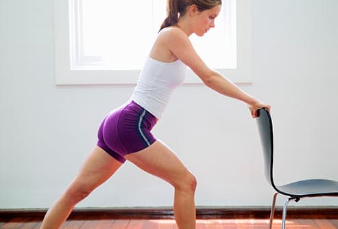 Exercises to Ease Knee Pain