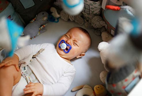 Slideshow Keep Baby Safe From SIDS and Other Sleep Risks