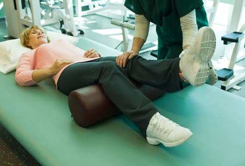 Physical therapy after sciatica surgery