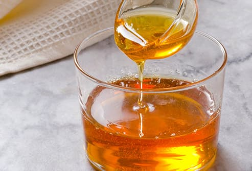 agave syrup