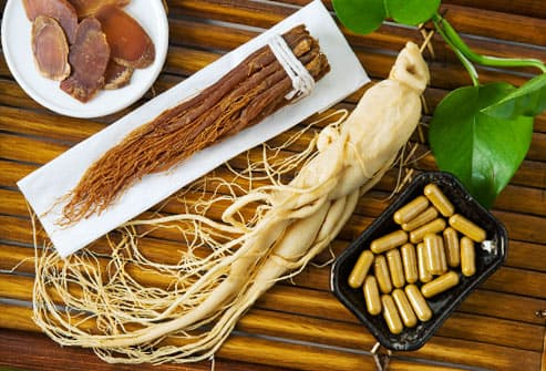 Ginseng are potentially dangerous herbs