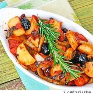 Roasted Sicilian Potatoes