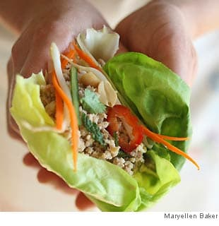 Picture of Thai Chicken Wrap