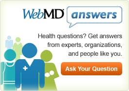 WebMD Answers