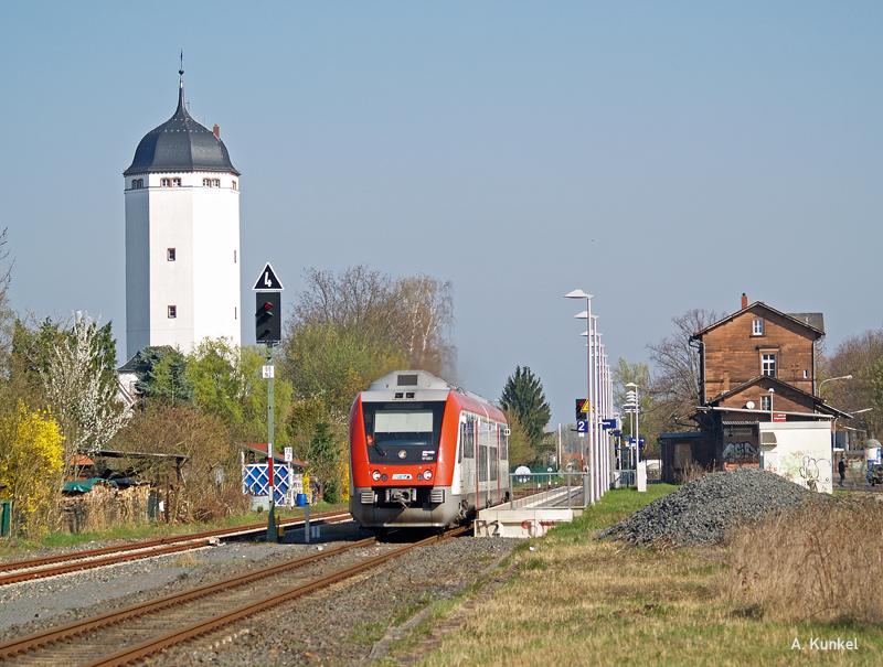 Andis Fotoecke  Auf der Odenwaldbahn