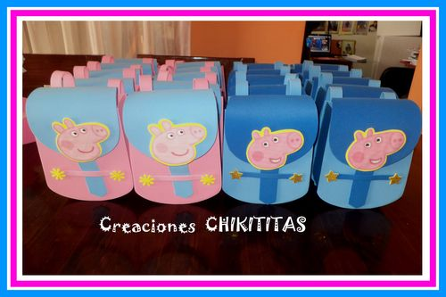 CREACIONES CHIKITITAS  Peppa Pig
