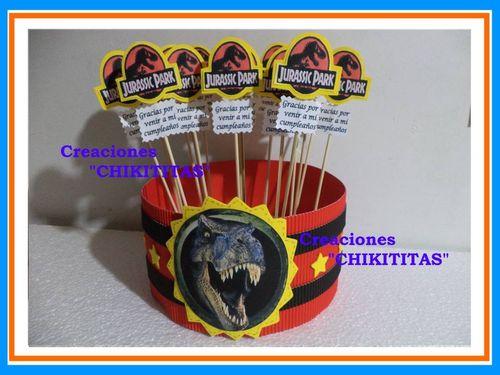 CREACIONES CHIKITITAS  Dinosaurios