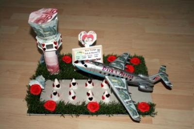 Creative Geschenke  Flughafen