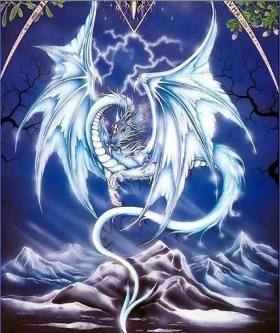 Anime Dragon Wallpaper Dragoncurse Drachenbilder