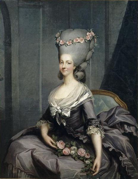 1755 1789 Marie Antoinette Von Geburt Bis Zur Revolution