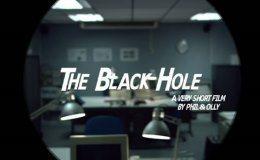 kara delik, kısa film, balck hole