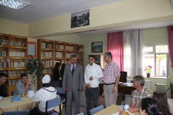 Yakup Yüksel, Ayhan Bekar, AB Projeleri