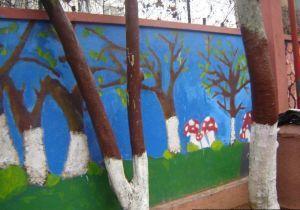 öğrenci duvar resimleri
