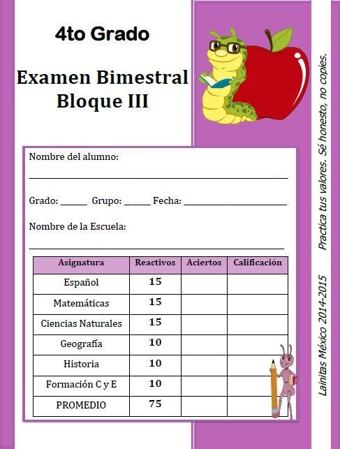 Ejercicios Complemenarios Lainitas 1 2 3 4 Y 5 Bim 14 15 Zomaral14