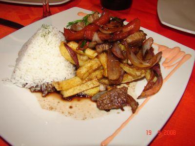Los Cntaros Peruvian Restaurant  Nuestros Platos