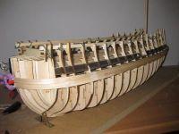 mien-pott-ut-holz - Bilder der Victory von Admiral Nelson ...