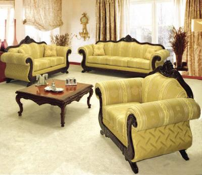 Internacional de Classic Muebles  Salas Neoclasicas