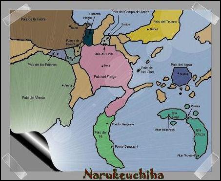 Mundo De Naruto