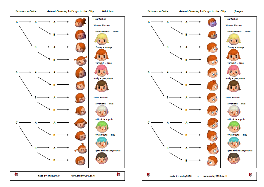 Animal Crossing PDF's