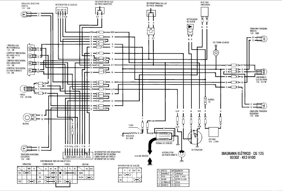 Wiring Diagram For Yamaha Grizzly 700