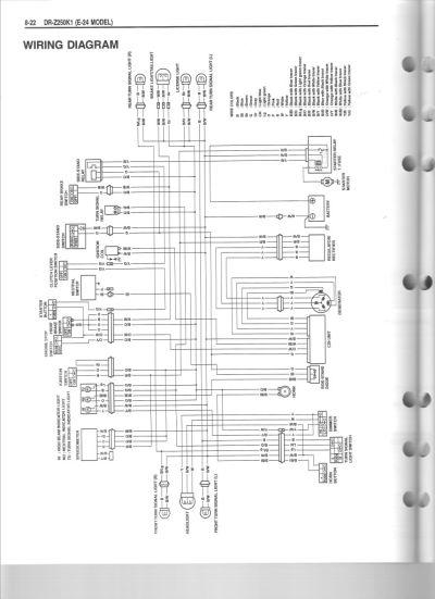 car battery wiring diagram rv plug wire suzuki-djebel-250 - technical details