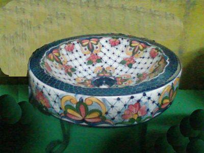 Talavera Artesanal  Ceramica de Talavera