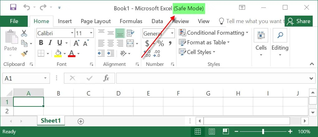 Fix Slow Microsoft Excel and Speedup Spreadsheet Processing » WebNots