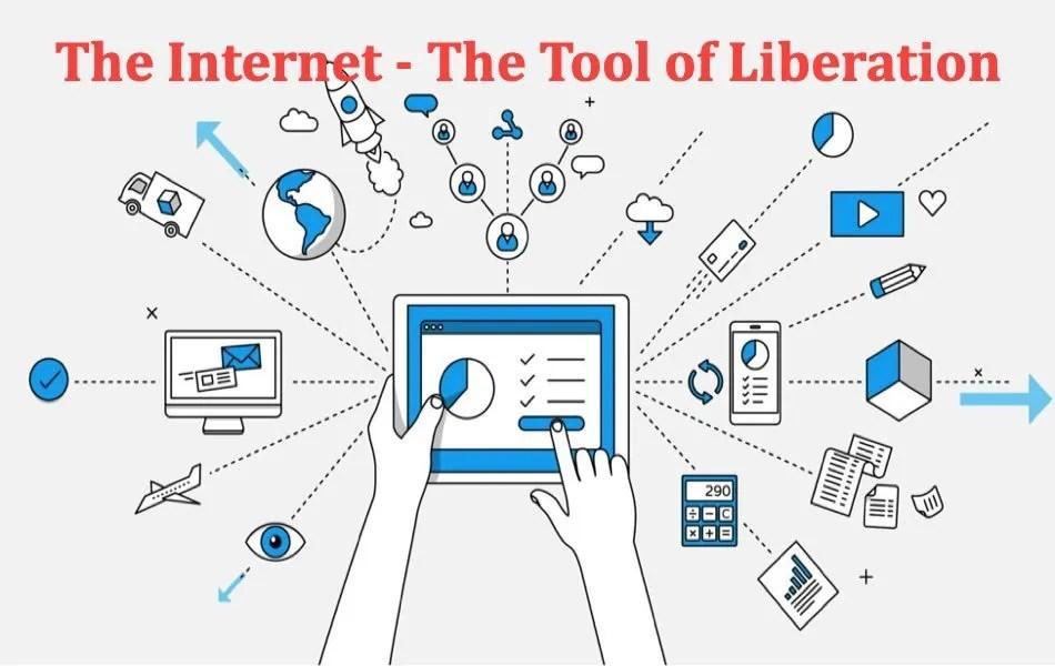 Интернет - инструмент освобождения