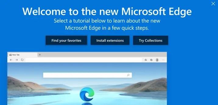 Советы по Microsoft Edge