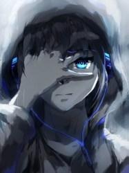 Alpha Anime Wolf