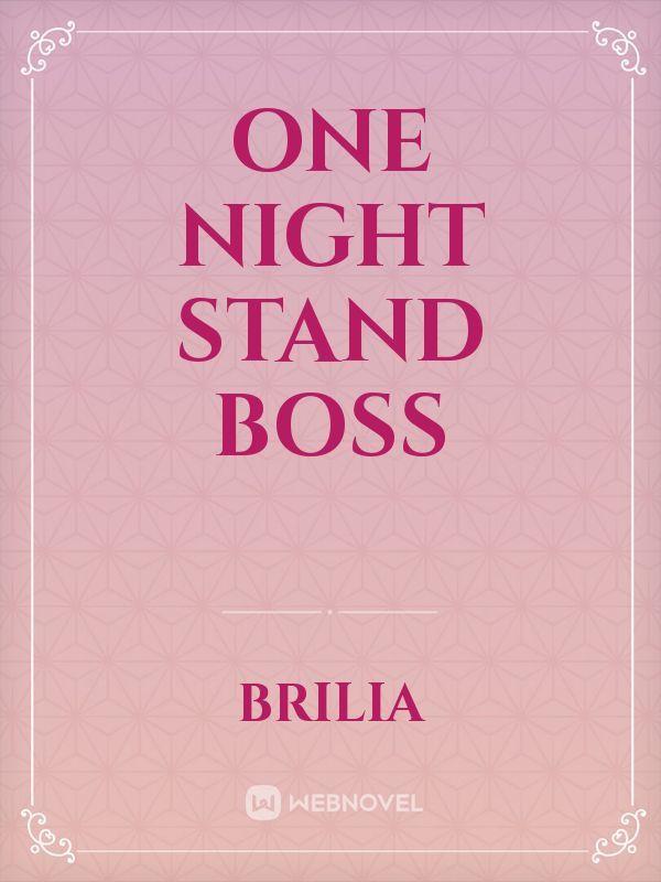 One Night Stand Pengertian : night, stand, pengertian, Night, Stand, Romansa, Kontemporer, Online, Webnovel, Official