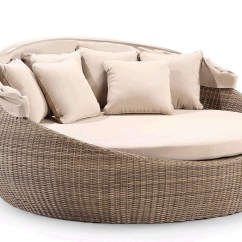 Canopy Daybed Outdoor Wicker Sun Sofa Lounge Milan Leather Malaysia Tigress Direct Furniture And Homewares