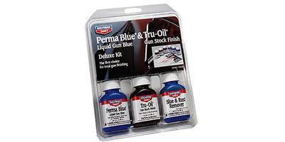 Metal Bluing Kit