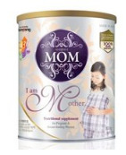 Sữa bầu I am mother Mom 400g